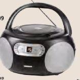 Stereo-CD-Radio RC1009 von Telefunken