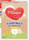 Kindermilch von Milupa