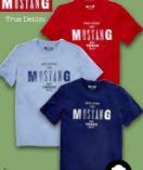 Herren-Shirt von Mustang