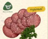 Bio-Putensalami von Biofleischerei Naturverbund