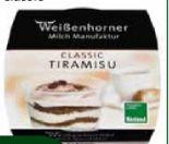 Bio-Tiramisu Classic von Weißenhorner Milch Manufaktur