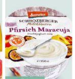 Bio-Fruchtjoghurt von Schrozberger Milchbauern