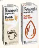 Bio-Pflanzliche Drinks von Provamel
