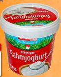 Cremiger Rahmjoghurt von Frankenland