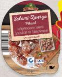 Salami-Zwerge von Gut Drei Eichen