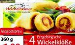 Erzgebirgische Wickelklöße von Heichelheimer