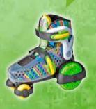 Quad-Skates Neon von muuwmi