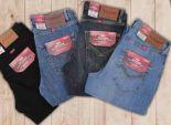 Herren Denver Basic Jeans von Hero by John Medoox