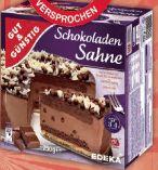 Schokoladen-Sahne-Torte von Gut & Günstig