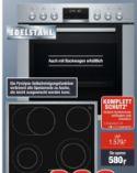 Pyrolyse Einbauherd-Set HND 672 MS 61 von Bosch