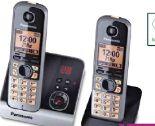 Festnetz-Telefon KX-TG6722 von Panasonic