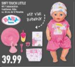 Soft Touch Little Girl von Baby Born