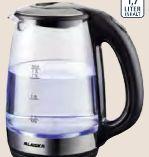 Glas-Wasserkocher WK 1717 G von Alaska