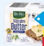 Bio-Süßrahmbutter von BioBio