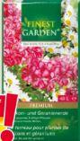 Balkon- & Geranienerde von Finest Garden