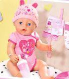 Soft Touch Girl Blue Eyes von Baby Born
