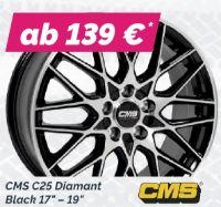 C25 Diamant von CMS