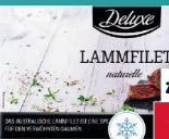 Lammfilet von Deluxe