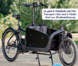 Cargo E-Bike von Prophete