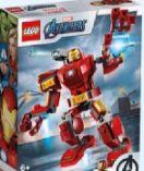 76140 Iron Man Mech von Lego