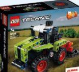 42102 Mini Claas Xerion von Lego