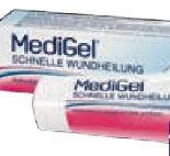 Schnelle Wundheilung von MediGel