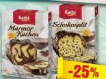 Kuchenbackmischungen von Kathi