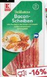 Bacon Scheiben von K-Classic