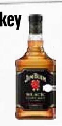 Black Extra Aged Bourbon Whiskey von Jim Beam