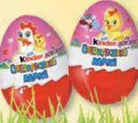 Kinder Überraschungs-Ei von Ferrero
