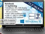 Notebook 17-by0563ng von Hewlett Packard (HP)