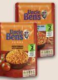 2 Minuten Express Reis von Uncle Ben's