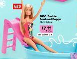 Pool und Puppe von Barbie