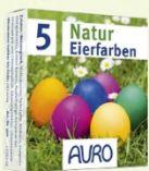 Natur Eierfarben von Auro Farben