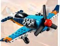 Creator Propellerflugzeug 31099 von Lego