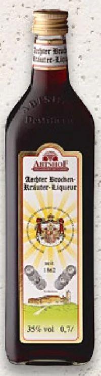 Aechter-Brocken-Kräuter-Likör von Abtshof