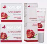Granatapfel Pflegeserie von Arya Laya