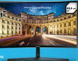 LED Monitor C27F396FHU von Samsung