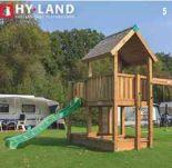 Spielturm Projekt 3S von Hy-Land