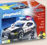 City Action Police Car 5673 von Playmobil