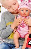 Soft-Touch-Puppe von Baby Born