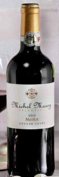 Merlot Réserve Pays d'Oc von Michel Maury