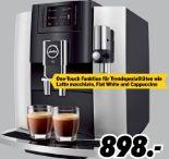Kaffeevollautomat E8 Platinum von Jura