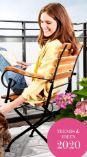Stuhl mit Armlehnen Parklife von Butlers