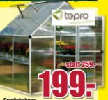 Gewächshaus von Tepro