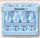 Mineralwasser von Rheinfels Quelle