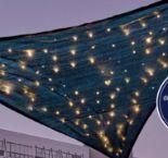 LED-Sonnensegel von Casa Deco