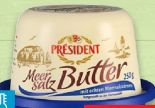 Meersalz Butter von Président
