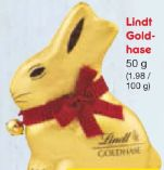 Goldhase von Lindt