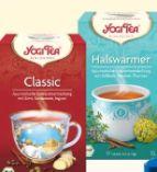 Bio-Tee-Getränke von Yogi Tea
